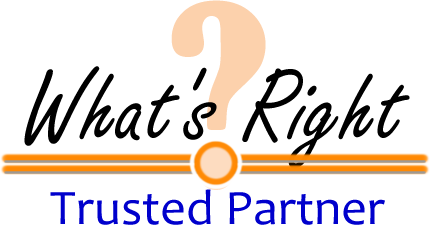What's Right Trusted Partner
